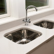 Stock Photo: Sink