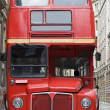Red london bus — Stock Photo #1990086