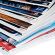 Stock Photo: Publications