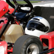 Go Cart Closeup — Stock Photo