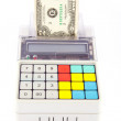 Portable Cash register — Stock Photo