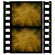 Stock Photo: 35 mm movie film