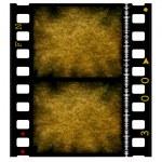 35 mm movie Film — Stock Photo