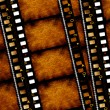 Old 35 mm movie Film — Stock Photo #1854935