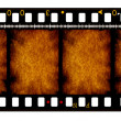 old 35 mm movie film — Stock Photo #1855195