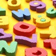 Alphabet blocks — Stock Photo #1865352