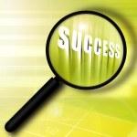 Business success — Stock Photo