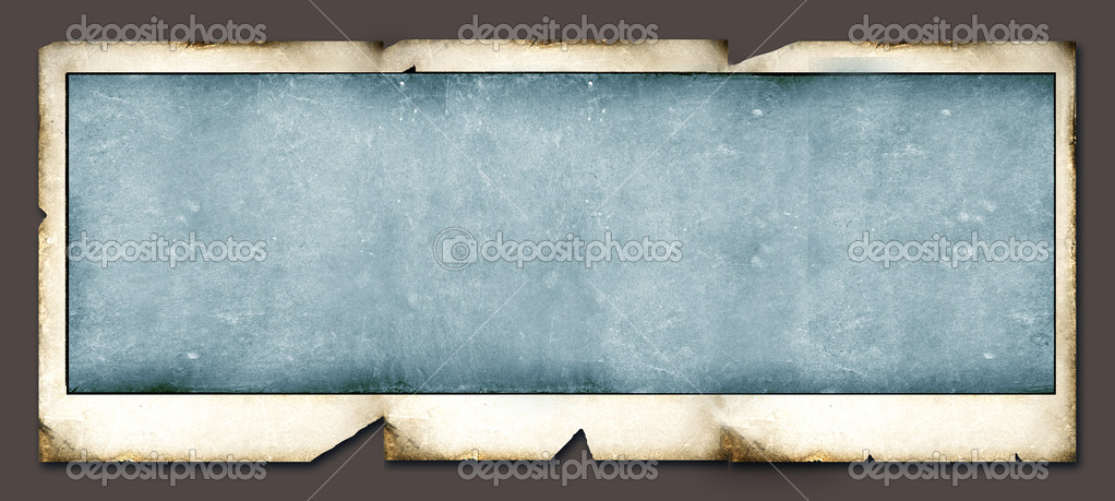 Grunge border for background — Stock Photo #1911370