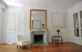 Classic living room — Stock Photo