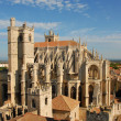 Cathedral of Narbonne - Stock Photo