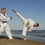 Taekwondo — Stock Photo #1859836