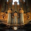 Pipe organ — Stock Photo #1914587