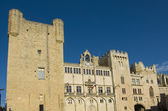 Castle of Narbonne — Stock Photo
