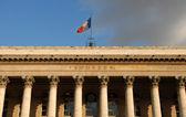 Paris Stock Exchange — Stock Photo