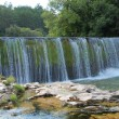 Waterfall in Cevennes - Stock Photo