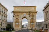 Arc de Triomphe, Montpellier — Stock Photo