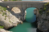 Pont du diable, Herault — Stock Photo