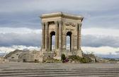 Monument of Peyrou, Montpellier — Stock Photo
