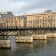 Stock Photo: Pont des Arts, Paris