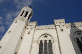 Basilique de Fourviere — Stock Photo
