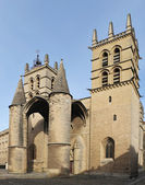 Katedral saint pierre, montpellier — Stok fotoğraf