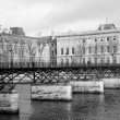 Pont des Arts, Paris — Stock Photo