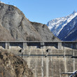 Dam of Chambon — Stock Photo
