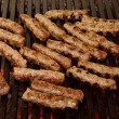 Royalty-Free Stock Photo: Cevapcici grill
