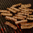 Cevapcici grill - Stock Photo