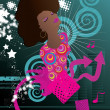 Royalty-Free Stock Vector Image: Soul music