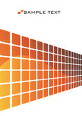 Cubierta abstracto — Vector de stock
