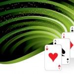 Gambling background — Stock Vector #1925316