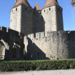 Royalty-Free Stock Photo: Carcassonne