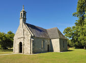 Chapelle bretonne — Stock Photo