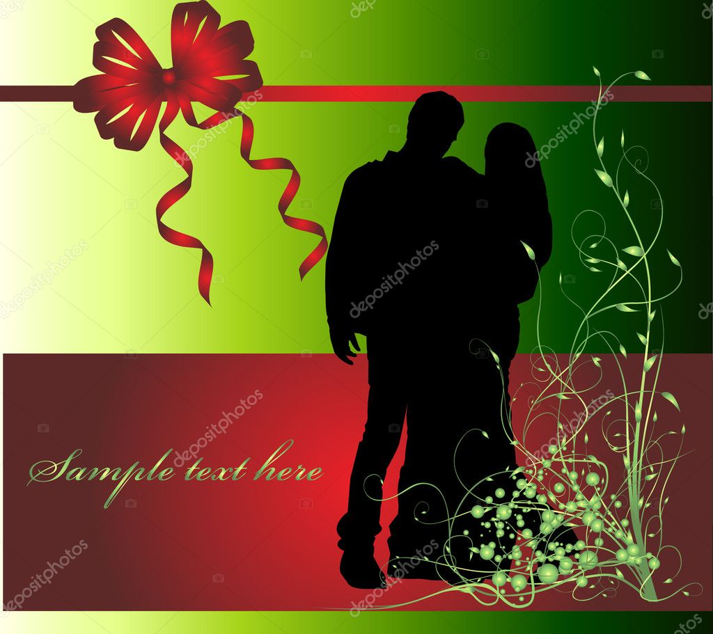 Two lovers on a box of chocolates stock vector mijo69 for 2 lovers pic