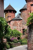 Collonges la Rouge, Limousin, France 3 — Stock Photo