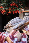 French meat market — Foto Stock