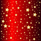 Red star background — Stock Photo