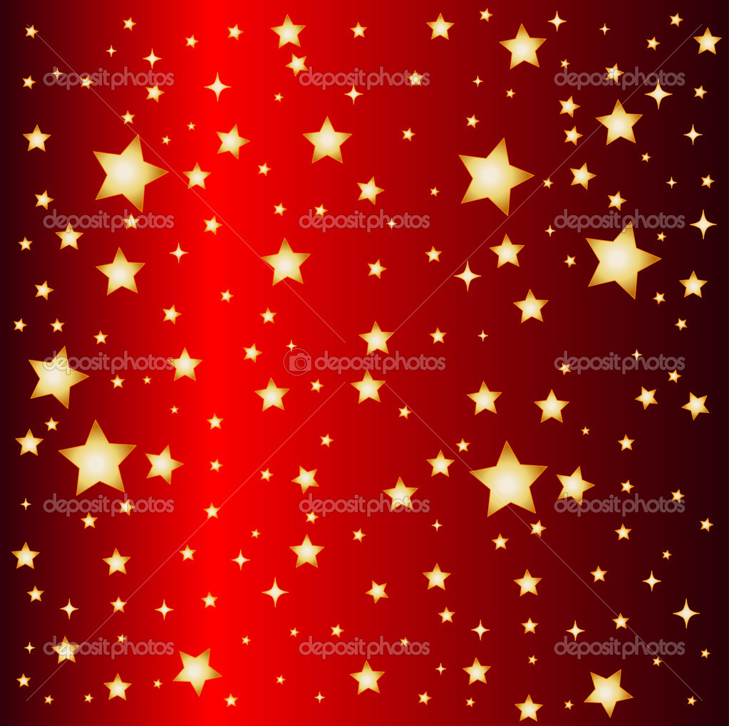 Red star background — Stock Photo © michanolimit #1919488