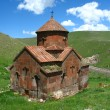 Medieval monastery,armenia — Stock Photo