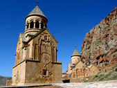 Noravank monastery,13th century,armenia — Stock Photo