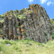 Beautiful rocks ,armenia — Stock Photo #2458987