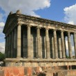 Garni temple,1-st century,armenia - Stock Photo