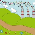 No more polution — Stock Photo