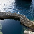 The Blue Hole - Stock Photo