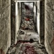 Doorway to Hell - Stock Photo