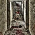 Doorway to Hell — Stock Photo