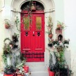Foto de Stock  : Red Door