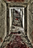 Doorway to Hell — Stock Photo