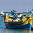 Malta Fishing Village — Foto de Stock